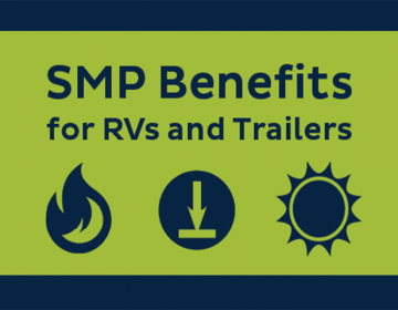 SMP benefits, RVs, trailers