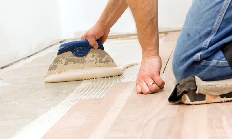 Ensuring Floors And Stairs Are Squeak Free How The Right Adhesive