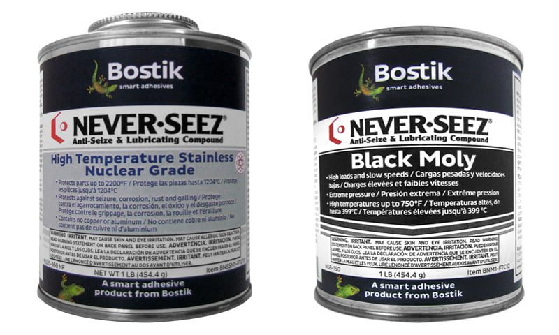 Best Practices for Using Never-Seez® Anti-Seize and
