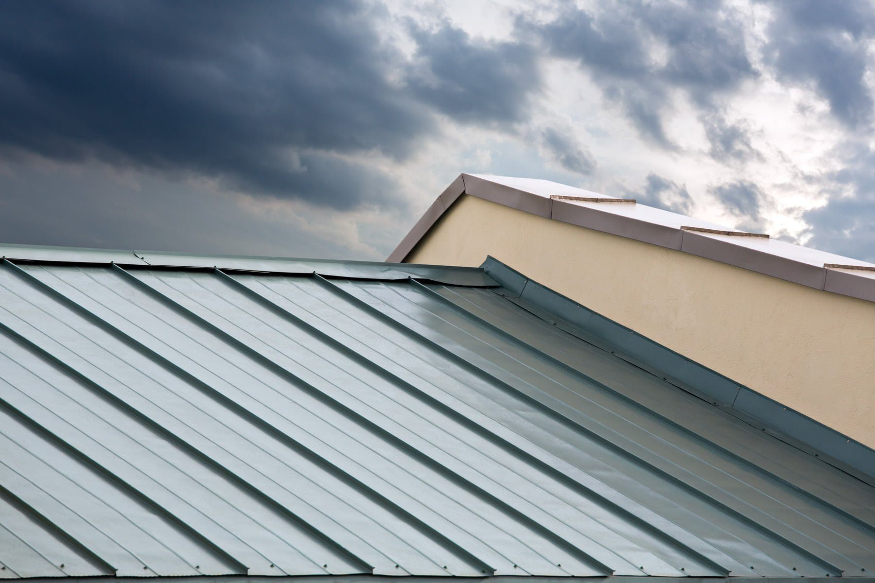 However Sealants Are One Of The Most Important Components In Building  Envelope And Waterproofing Protection To These Metal Roofs. If Overlooked  Then Leaks .