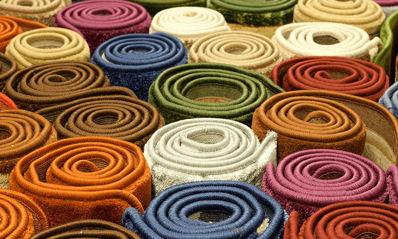 Recyclable Carpets