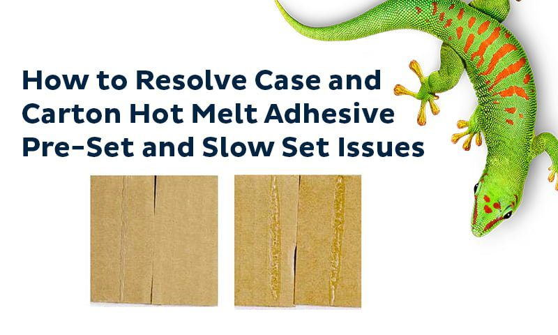 case and carton hot melt adhesive