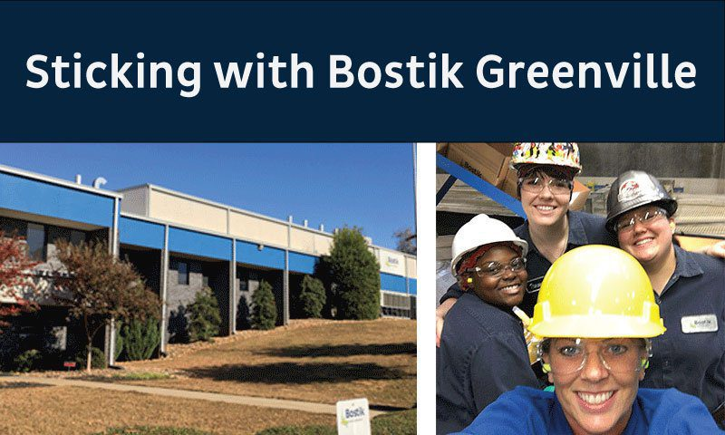 Bostik Greenville