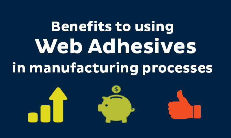 web adhesives