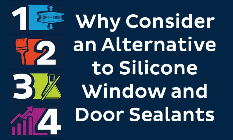 window and door sealants