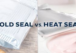 cold seal vs. heat seal